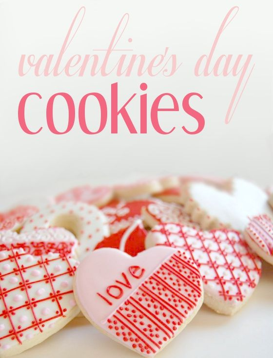 valentine's day baking recipes