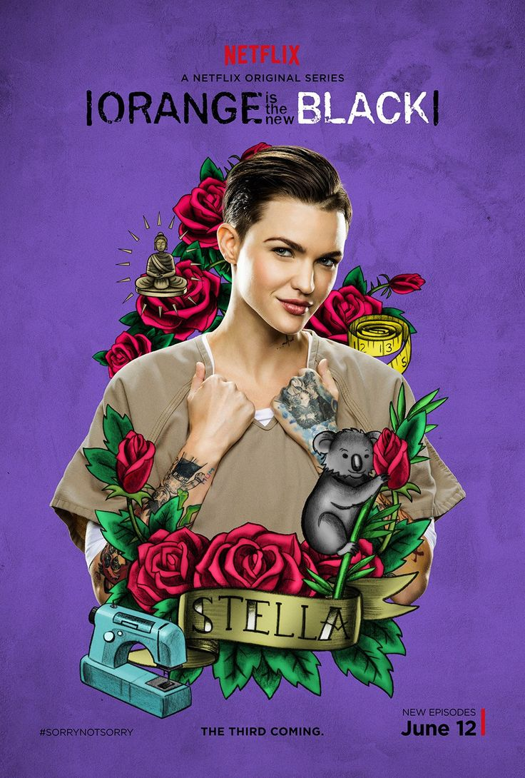 Return to the main poster page for Orange Is the New Black