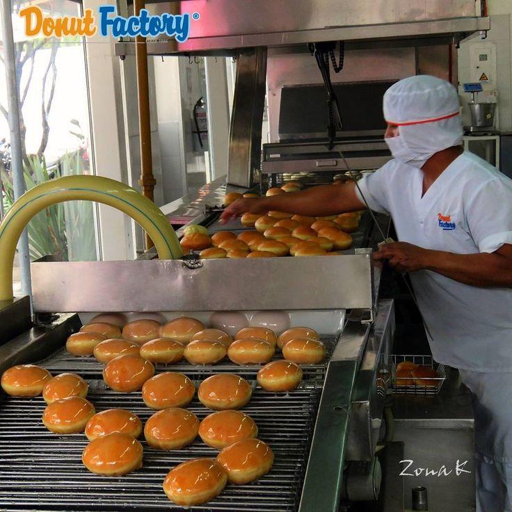 #zonakbogota #zonak #donutfactory #howisummer #food Las mejores donas de Bogota 100% colombianas