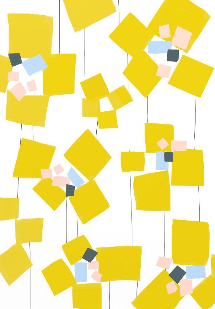 Desafinado: daffodils Designer Ophelia Pang
