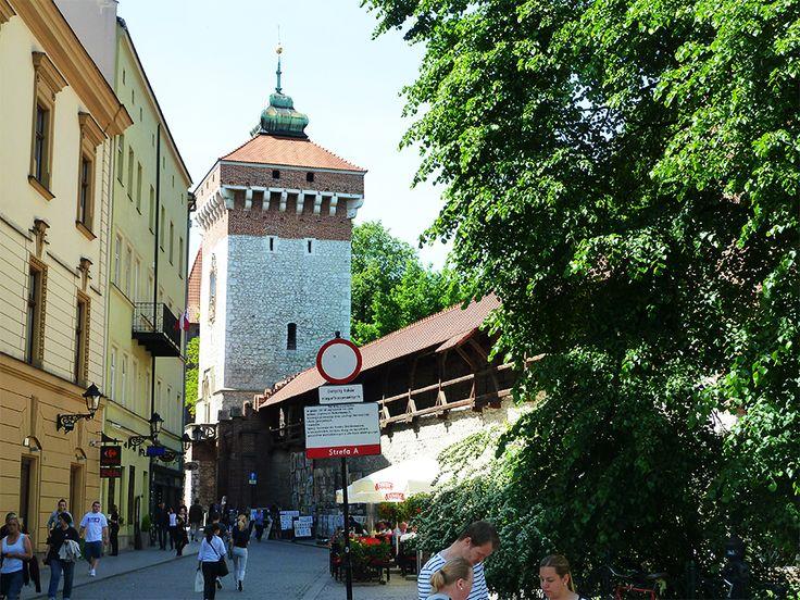 Krakauer Wehrmauer