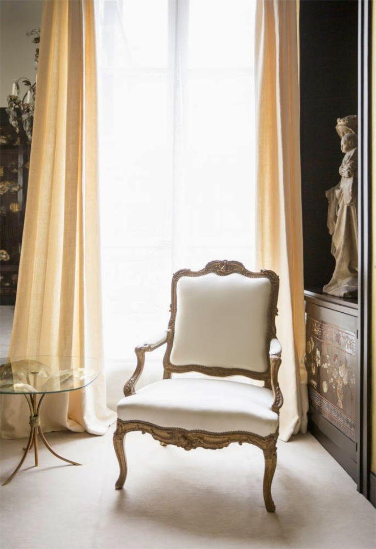 Apartamento parisino de Coco Chanel