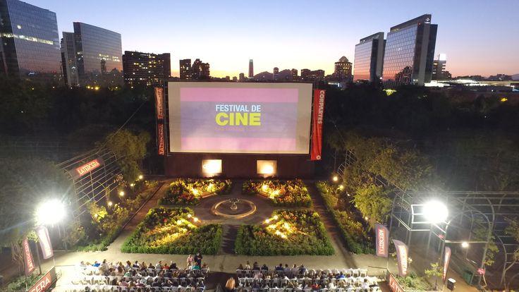 Festival de Cine - Corporación Cultural de las Condes