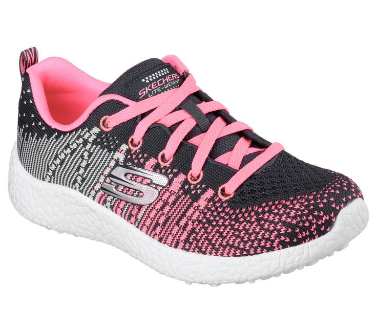 Training Shoes, Athletic Training, Athletic Style, Bright Pink, Skechers,  Marble, Kid Styles, Size 12, Products