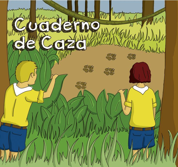 http://issuu.com/borjarubio/docs/cuaderno_de_caza_final_completo_iss  Cuaderno de Caza  Es una herramienta didáctica en la que los Lobatos (niños de 8 a 11 años) llevan su desarrollo personal dentro del escultismo