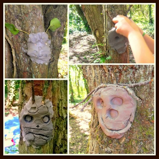 Muddy Faces at Forest Schools