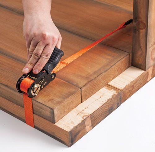 Comment fabriquer un meuble lavabo en bois bricolage - Comment installer un lavabo de salle de bain ...