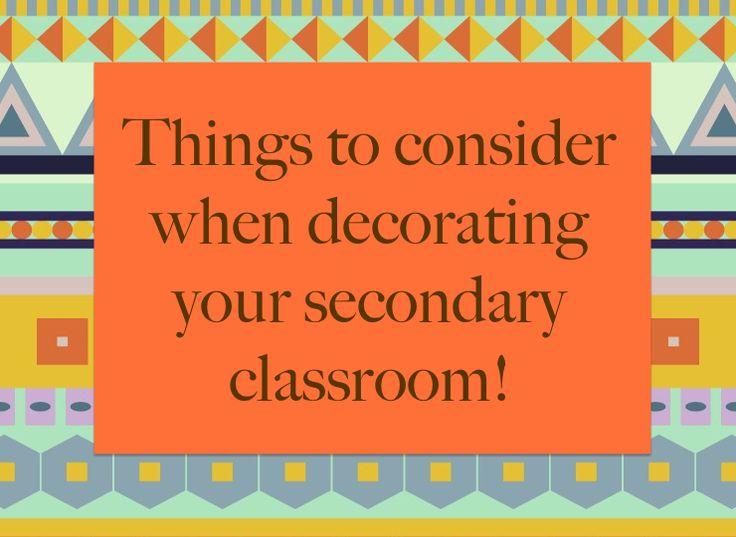 Classroom Decoration Secondary : Best ela classroom decoration images on pinterest