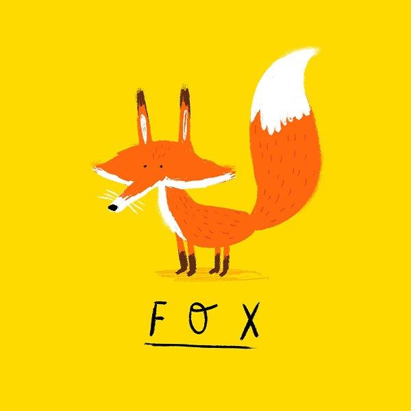 the 25 best ideas about fox illustration on pinterest
