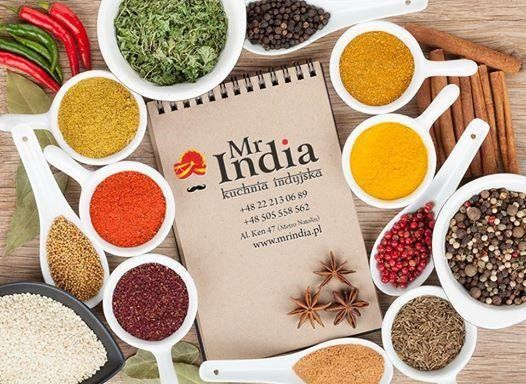 You can relax in a homely atmosphere and enjoy the taste of Great Indian FOODS....! at Only http://www.Mrindia.pl