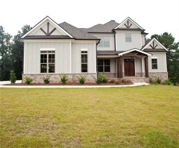 Carter Ln Canton Open Concept Home Custom Homes Home Warranty