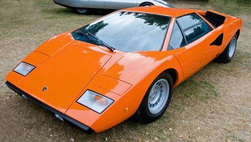 70s Lamborghini Countach Lp400 Holy Cow Lamborghini Cars