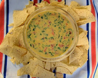 Spinach con Queso - Like J Alexander's?  You'll love this!