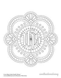 Church Patterns & Designs for Hand Embroidery, Arts & Crafts