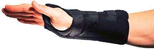LP Support 725CA Extreme Handgelenkbandage, Gr��e M, Seite Rechts