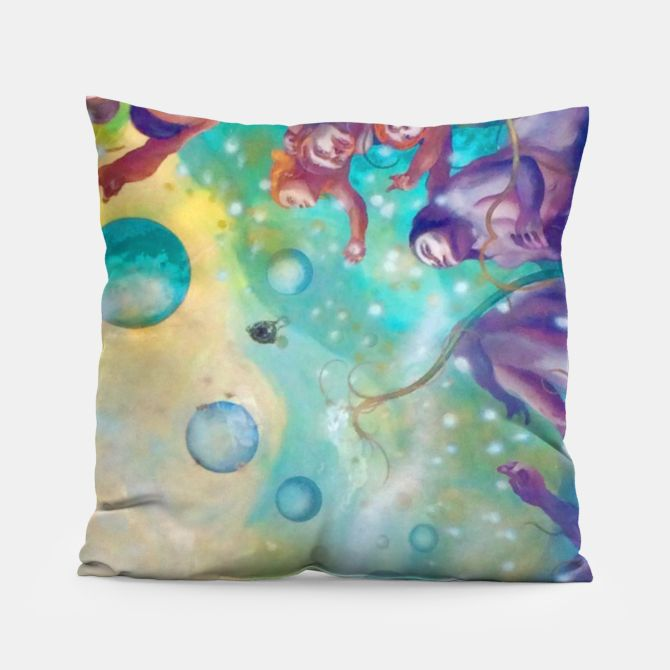 Fresque Pillow