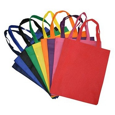 Economy Promotional Tote Bag Min 100 - Promotional Giveaways - Tradeshow Bags - CC-BNW011 - Best Value Promotional items including Promotional Merchandise, Printed T shirts, Promotional Mugs, Promotional Clothing and Corporate Gifts from PROMOSXCHAGE - Melbourne, Sydney, Brisbane - Call 1800 PROMOS (776 667)