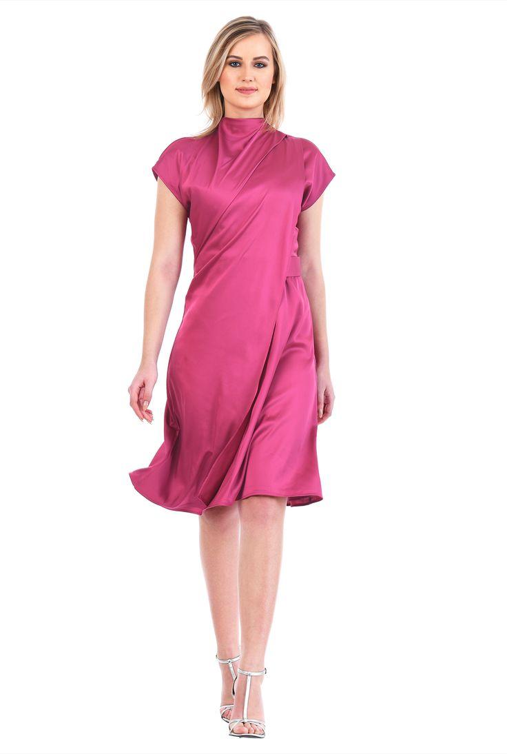 Lujo Vestido De Dama De Houston Imágenes - Colección de Vestidos de ...