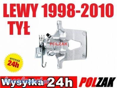 NOWY LEWY zacisk hamulcowy tylny osi tylnej belki tył tarczy hamulcowej OPEL MOVANO A 1998-2010