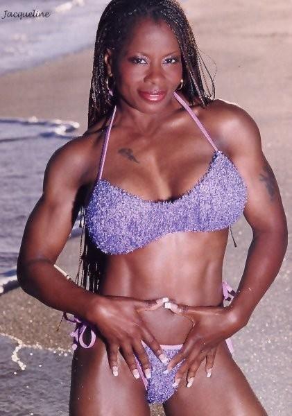 Former WWF/WWE Diva and TNA Knockout Jacqueline DeLois ...