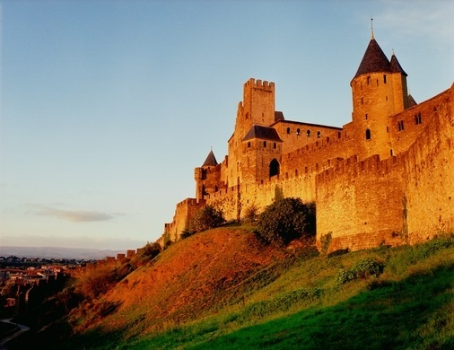 Carcassonne, France - Steve Wilkie