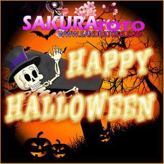 Happy Halloween Sakuratoto | by SAKURATOTO  #KataMutiara #Kata_mutiara #katalucu #katainspirasi #katamotivasi #fotolucu #fotoinspirasi #fotomotivasi #CrewZ #katabijak #sakuratoto #sakuratoto2 #bandartogelonline