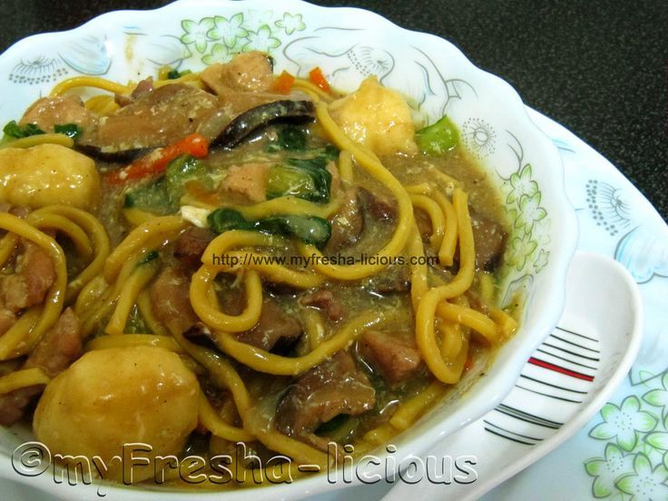 myFresha-licious: Chicken & Pork Lomi | more recipes at http://www.myfresha-licious.com/