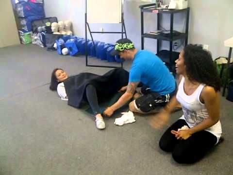 Emergency Childbirth May 30 2013 in class with #firstaid4u