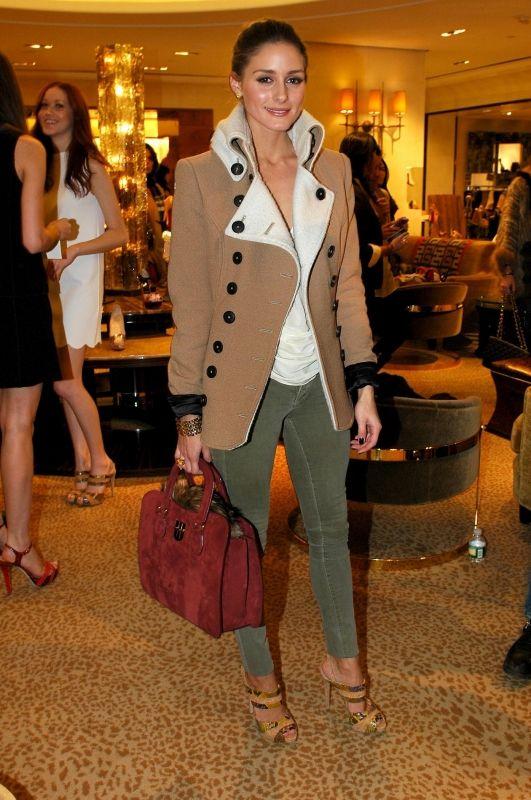 THE OLIVIA PALERMO LOOKBOOK: Looking back on Olivia Palermo Style 2012