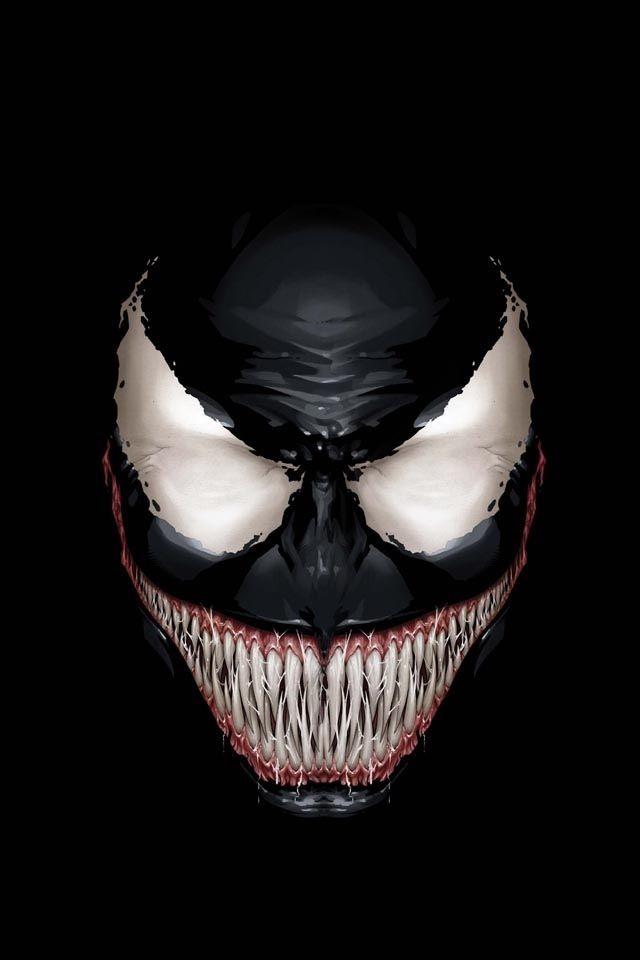 Venom Iphone Wallpaper Iphone Wallpapers Pinterest Marvel