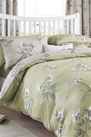 green bedding sets uk