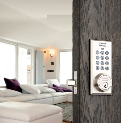 Blog da Revestir.com: Fim da chave?! SDD 114, a primeira fechadura digital da marca