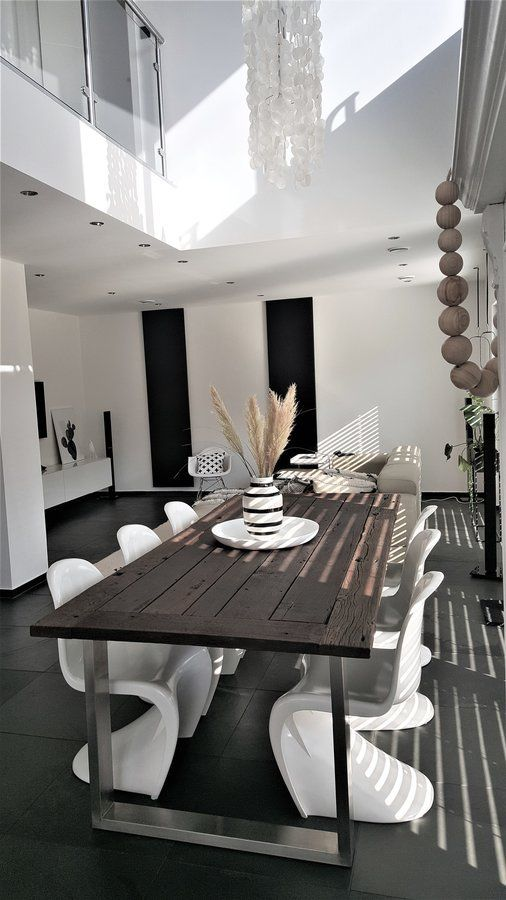 Modernes Esszimmer SoLebIchde Foto Touch of Boho #solebich