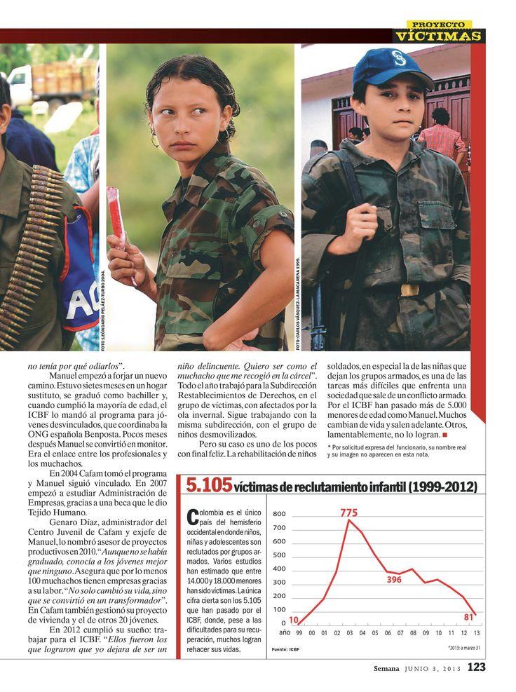 Del fusil al ICBF, parte 2. Especial de Víctimas, 2013.
