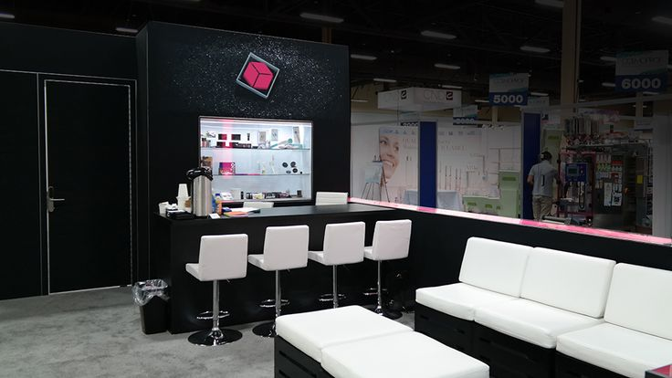 Trade Show Booth Lounge : Best images about custom tradeshow booth design on