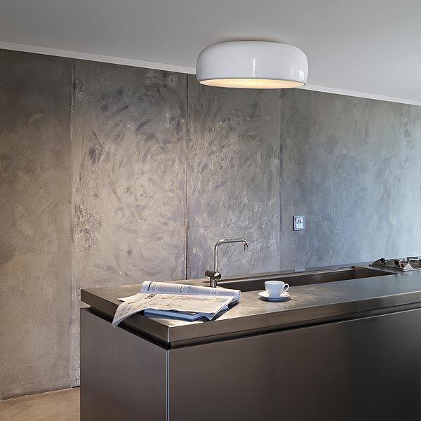 Flos | Smithfield C | Surface mounted ceiling light by Jasper Morrison