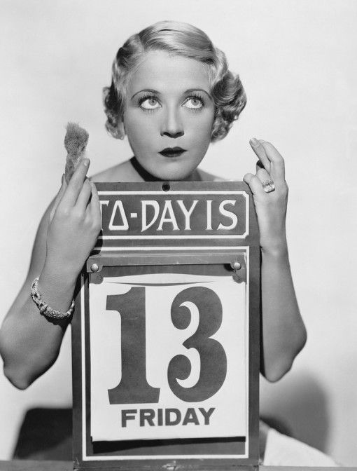 It's Friday the 13th! Whether 13 is your lucky number or not, check out some $ 13 sales and deals. (Image source: Les Demoiselles de Paris)