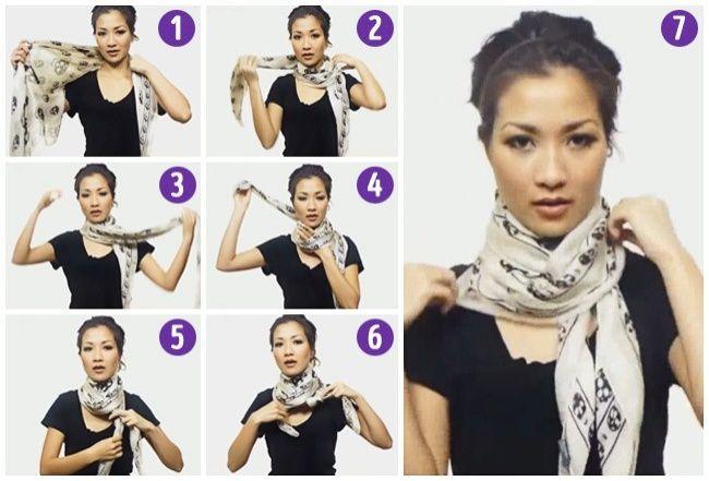 ¡Un accesorio, 15 estilos!