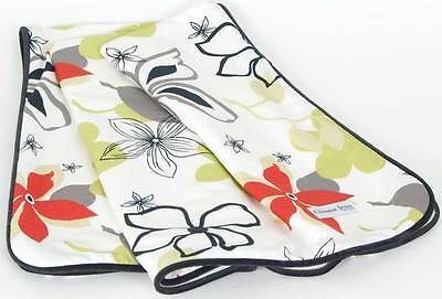 Mckenzie Floral Tropic Flowers Infant Baby Girls Throw Blanket BY Glenna Jean | eBay