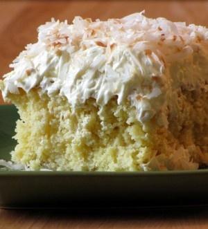 Tres Leches Cake for Cinco de Mayo
