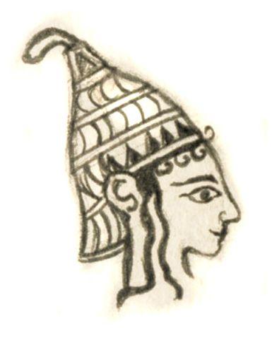 Il taccuino di Pan: La Dea Atena (atana potinija micenea)