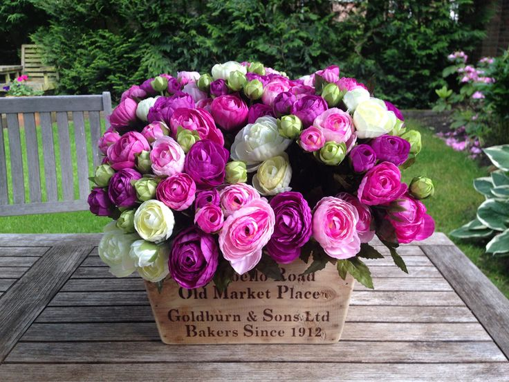 14 best for her images on pinterest flower company real flowers the silk flower arrangements stems and bunches of silk flowers are supplied by lizzie hine of the potting shed mightylinksfo Image collections