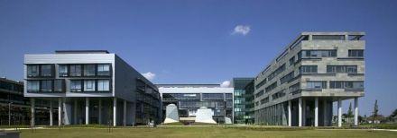 Richter Gedeon Kémiai Kutató- és Irodaépület Kőbányán