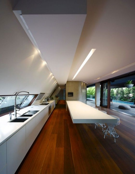 ... 103 Best Küchenlicht Images On Pinterest Modern Kitchens   Neue Moderne  Kuche Corian Antonio Lupi ...