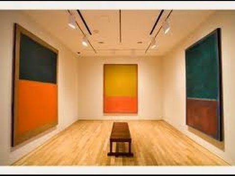 MARK ROTHKO: THE POWER OR ART - Artist/History/Biography (documentary)