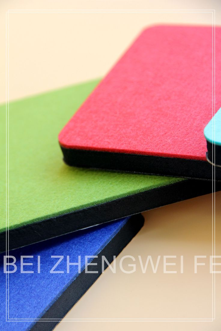 $2 Colorful, Felt Wall Decoration with EVA Adhesive, Sticky Notes, Economic and Practical!