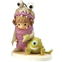 Disney Precious Moments. OMG MUST HAVE!!! :D Christmas gift anyone!?!