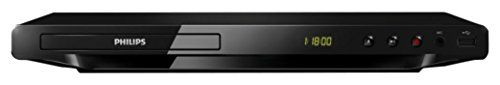The #Philips is a region free DVD player, 110-220v with USB