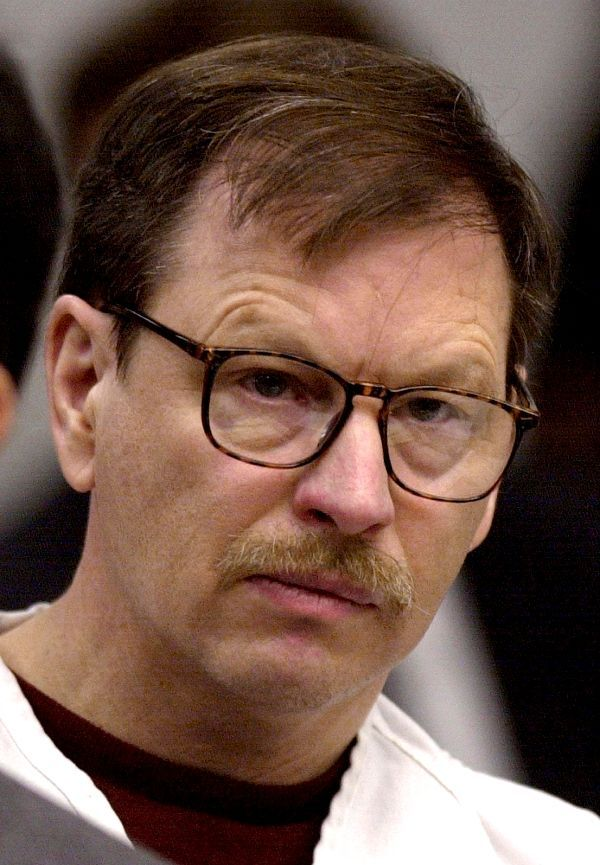 """I'm not a serial rapist, I'm a serial killer."" Gary Leon Ridgway, a.k.a. ""The Green River..."