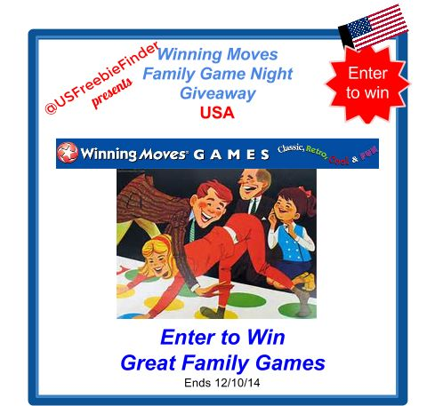 Love #FamilyGames ? Family Game Night #Giveaway with Winning Moves and @DeliciouslySavv! 12/10 ARV $75!